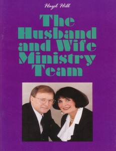 Husband and Wife Ministry Team